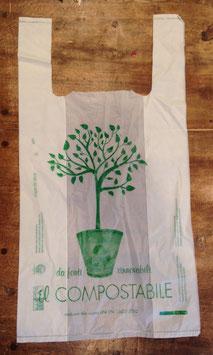 Sacchetto Biodegradabile 27x50