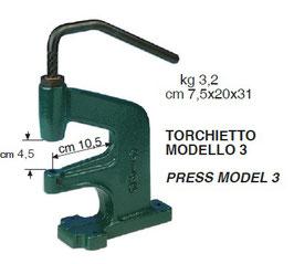 TORCHIETTO N.3