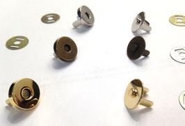 CHIUSURE PICCOLE A CALAMITA diametro 14 mm