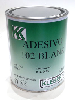 COLLA UNIVERSALE TIPO 102 -BLANK 0,85 kg KLEBERTEK