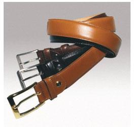 Cintura in vitello liscio 3,0 cm  (1134)