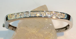 Bracelet with CY diamonds