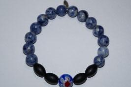 Handmade jasper bracelet