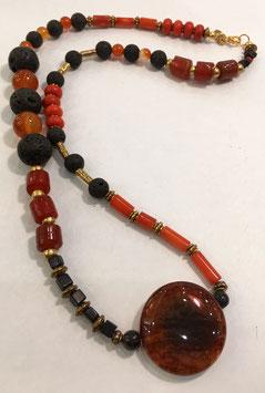 Necklace, 54 cm