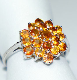 Ring  Yellow Sapphires