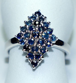 Ring  25  Sapphires