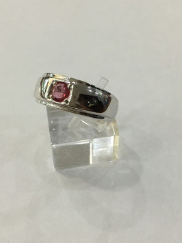 Ring with ruby, 0,26 ct.