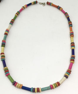 Howlite necklace