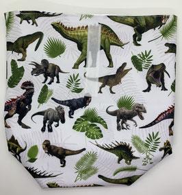 Lunchbag Dino klein