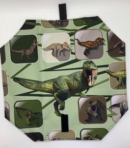 Jausenpocket Dinosaurier