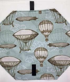 Jausenpocket Heißluftballon