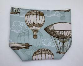 Mini-Lunchbag Heißluftballon
