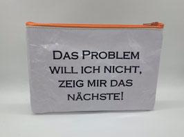 Lächle Täschchen - Problem orange