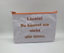 Lächle Täschchen - Lächle