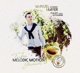 Melodic Motion – Tuba Gschicht'n (CD)