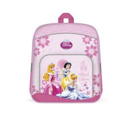 Disney Princess Rucksack mit Vortasche - Kindergartentasche