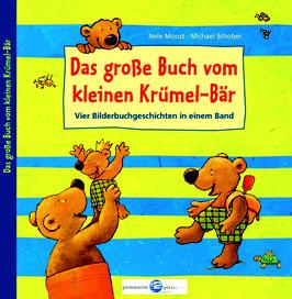 Krümel Buch - Das große Buch vom kleinen Krümel-Bär