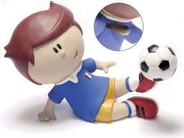 Sparschwein Spardose -groß- Fußballspieler