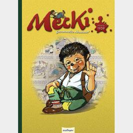 Mecki - Gesammelte Abenteuer