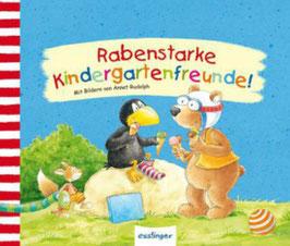 Rabenstarke Kindergartenfreunde! vom Kleinen Rabe Socke