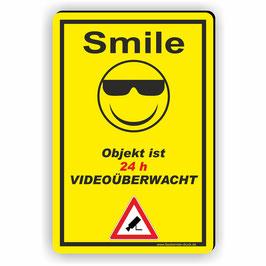 D-020 Smile Videoüberwacht