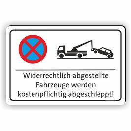 PV-001 Parkverbotschild Allgemein