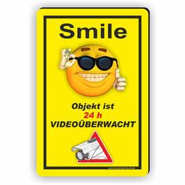 VÜ-011 SMILE Videoüberwacht