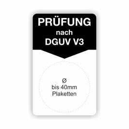 Prüfung nach DGUV V3 (OHNE LOGO)