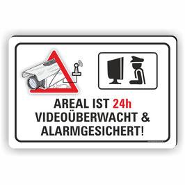 VÜ-009 AREAL IST 24h VIDEOÜBERWACHT