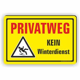 WI-004 Privatweg lein Streudienst