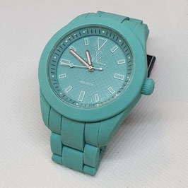 ONLY TIME VELVETY AQUA TOY WATCH