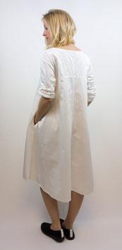 Kleid rita weiss