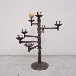 Tropfstein-Kerzenleuchter