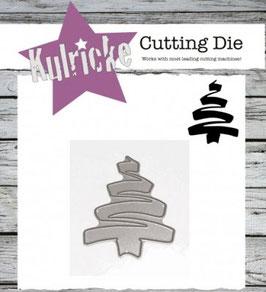 Stanzschablone Weihnachtsbaum - Kulricke