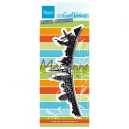 """Craftable """"Around The World"""" - Marianne Design"""