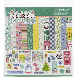 Frosty Friends 12x12 Paper Pack - Photoplay