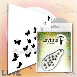 Flutterbies - Lavinia Stamps