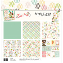 Easter/Spring Collection Kit - Simple Stories