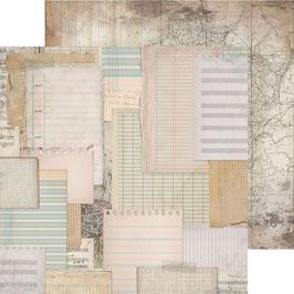 Documented Srap Paper - Kaisercraft