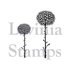 Glow Flowers - Lavinia Stamps