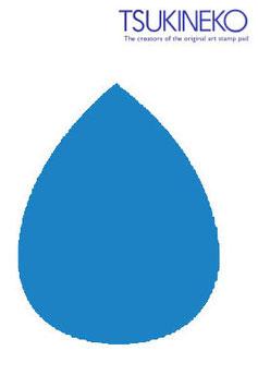 Memento Dew Drop Pad - Bahama Blue