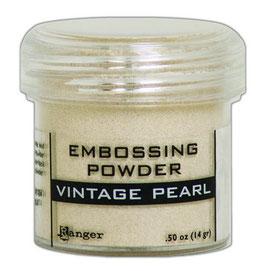 """Embossingpulver """"Vintage Pearl"""" - Ranger"""