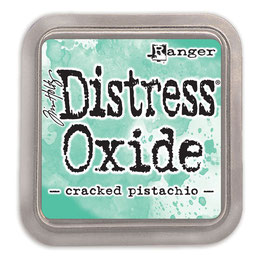 Tim Holtz Distress Oxide - Cracked Pistachio