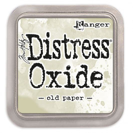 Tim Holtz Distress Oxide - Old Paper