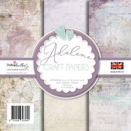 Adalene 6x6 Paperpad - Polkadoodles