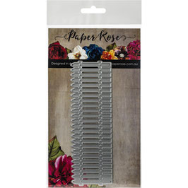 Picket Fence, Stanze - Paper Rose
