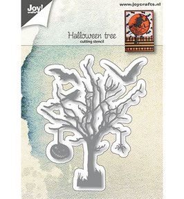 "Stanzschablone ""Halloween Tree"" - Joy!Crafts"