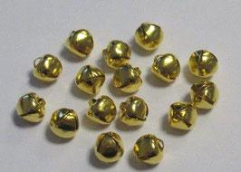 Christmas Bells Gold, 8 mm