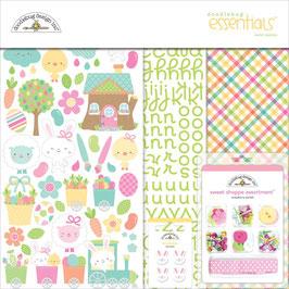 Essentials Page Kit, Easter Express - Doodlebug
