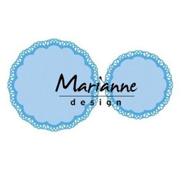 "Creatables ""Doily Duo"" - Marianne Design"